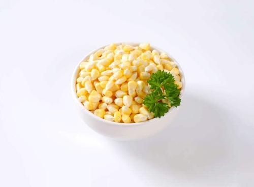 速冻甜玉米粒原料