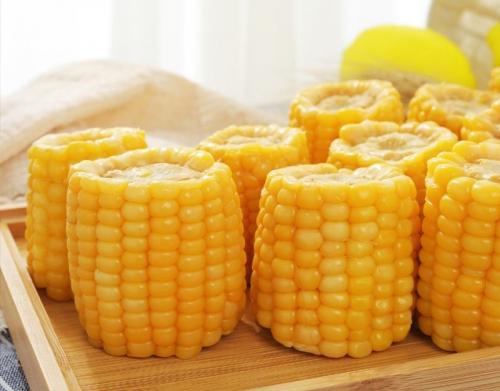 速冻玉米块