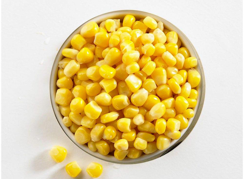 速冻甜玉米粒营养价值
